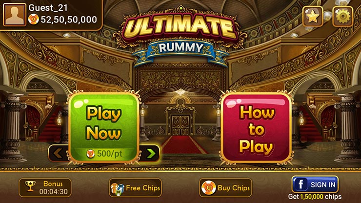 How to Hack Ultimate Rummy Chips Online Free