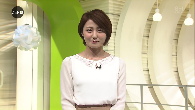 女子アナ画像コレクション: 久野静香 NEWS ZERO 2014年10月17日