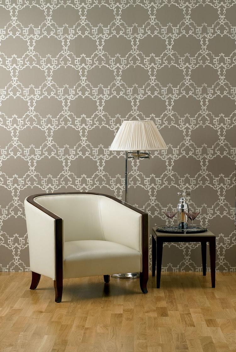 Wallpaper Design For Home Interiors: Wallpaper By Designer Nina Campbell