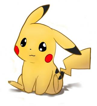 Como Desenhar Pikachu Pokemon Fácil Iniciante Desenhos Hd