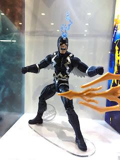 Hascon 2017 Hasbro Marvel Legends Black Panther Action Figures