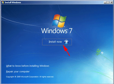 install windows without cd