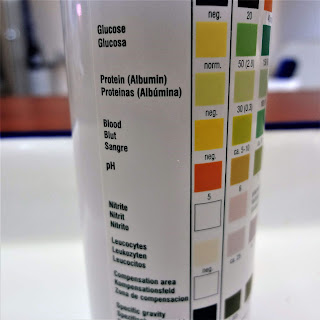 idrar pH testi