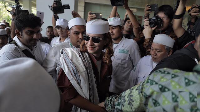 Habib Bahar bin Smith Sebut Jokowi Haid dan Banci, Istana Bilang Begini