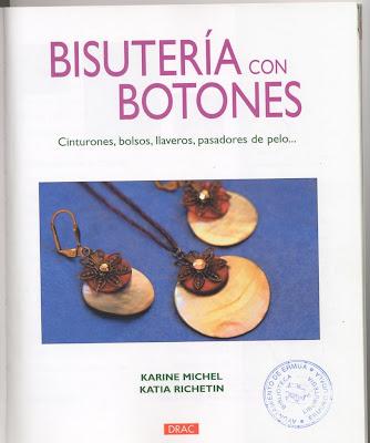 Bisutería con botones - Karine Michel - Katia Richetin