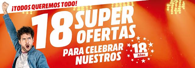 Mejores ofertas folleto 18 Super Ofertas de Media Markt