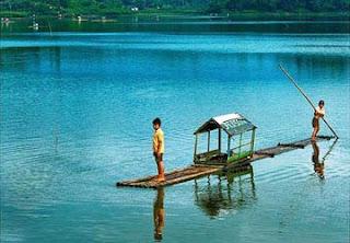 Objek Wisata Terbaik Di Tasikmalaya - Situ Gede