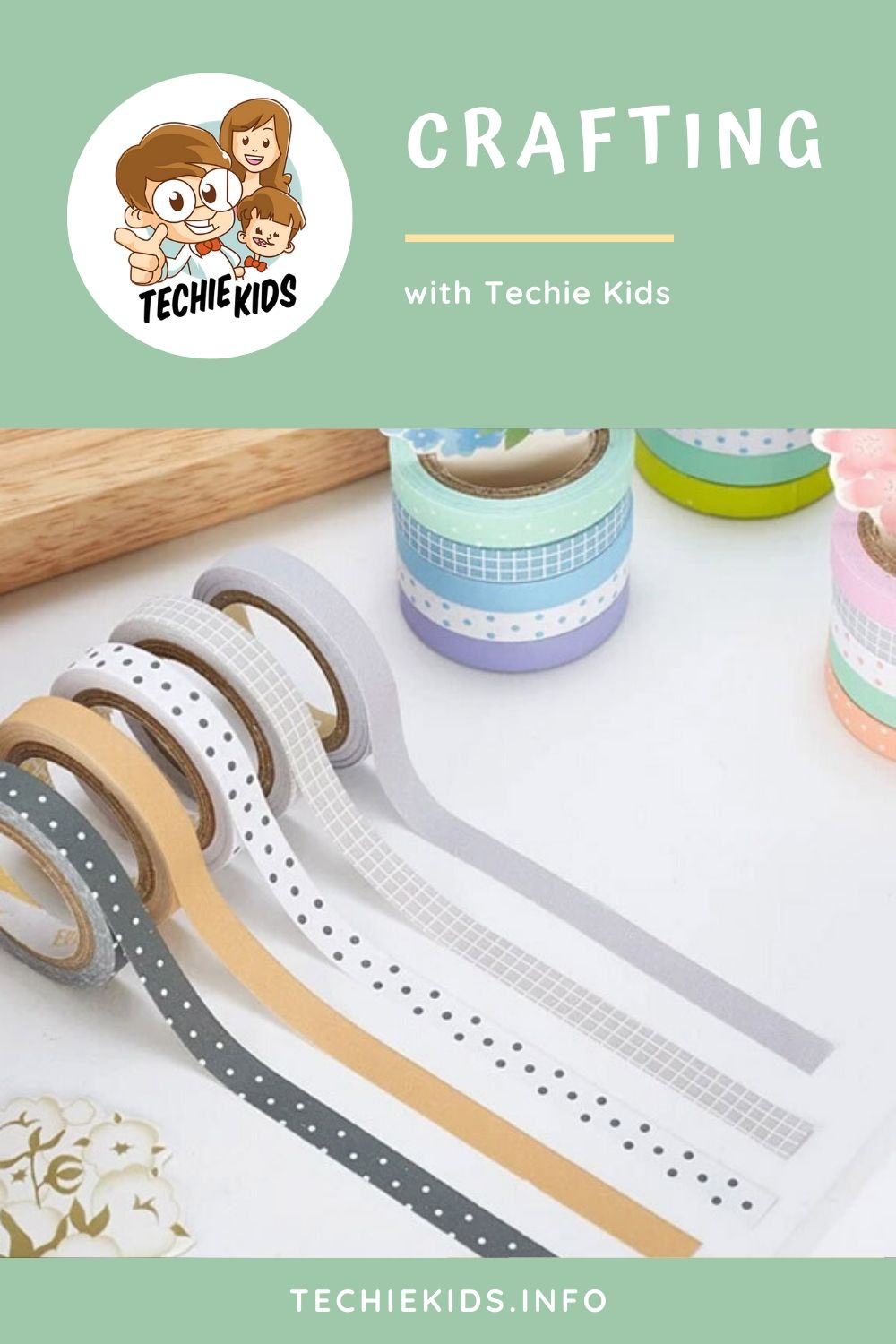 SVG Files and Crafting Tools With Techie Kids