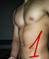 [1057] Muscle cumshot 1