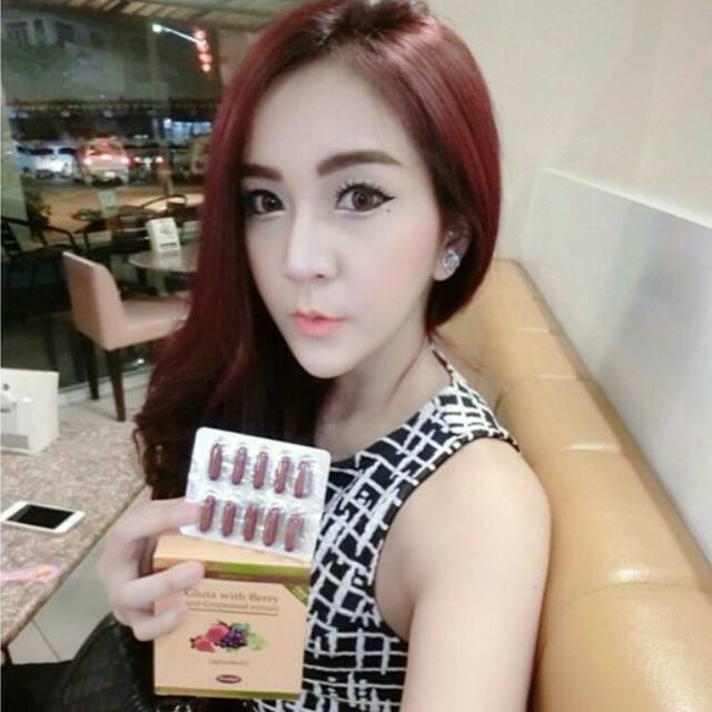 Gluta All In One Gluta Berry Thailand
