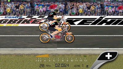 Cara Download Game Drag Bike 201m