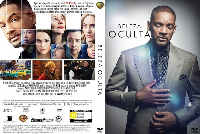 Capa DVD Beleza Oculta 2017 [Exclusiva]