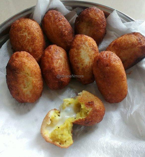 Potato cheese Bread Roll / बटाटे ब्रेड रोल