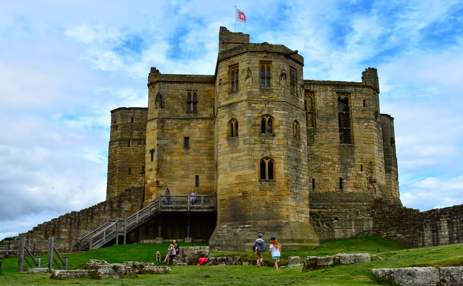 Our Top 10 North East Castles - Warkworth Castle