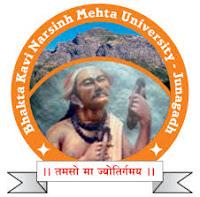 Bhakta Kavi Narsinh Mehta University Time Table 2018 BA, B Com, BSC Part