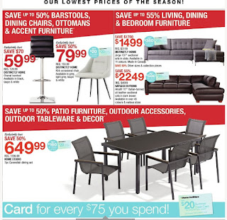 Home Outfitters Furniture flyer June 1 - 7, 2018
