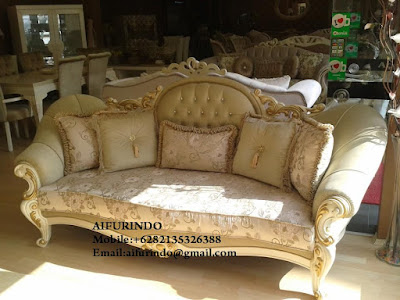 Indonesia Furniture Exporter,Classic Furniture,French Provincial Furniture Indonesia code A174 sell Indonesia furniture,buy classic sofa,sell classic sofa living room furniture classic white and gold