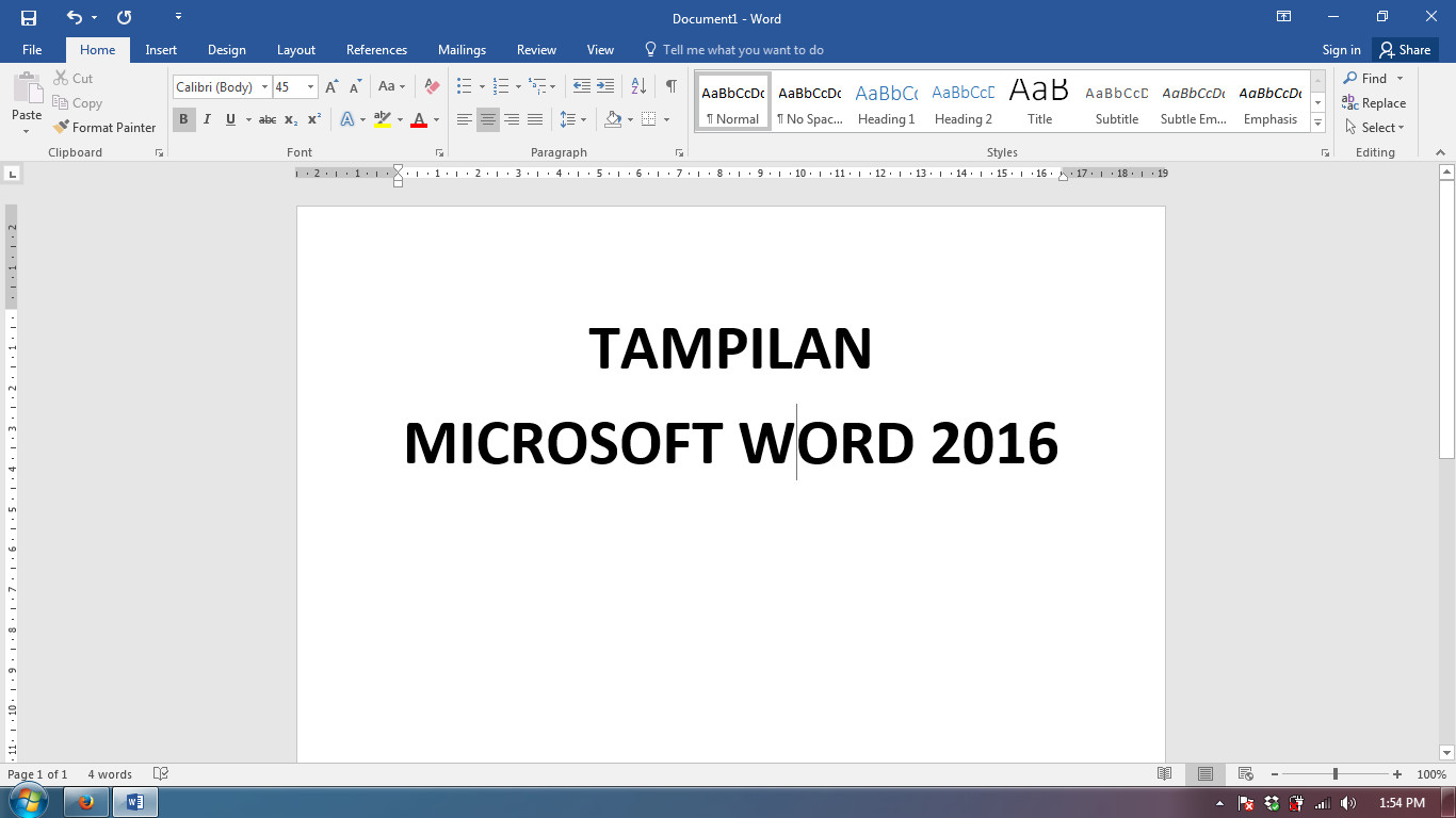 microsoft office 2016 pro full version update maret 2018