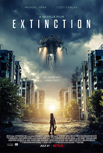 Extinction Full HD Movie Download