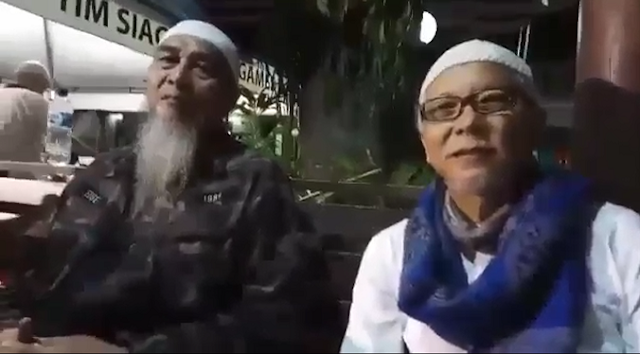 Keajaiban Pak Heri ketika Menempuh Perjalanan 150 Km datang ke Reuni Akbar 212