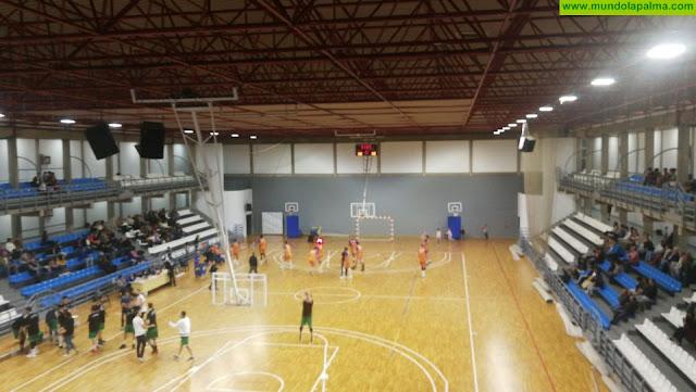 El pabellón deportivo Severo Rodríguez, una nueva infraestructura eficiente en Los Llanos de Aridane