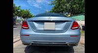 Mercedes E200 2017 đã qua sử dụng màu Bạc
