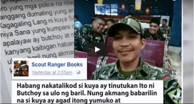 Sundalong Galing Marawi, Ikinulong Matapos Makapatay Ng Drug Lord Sa Cavite