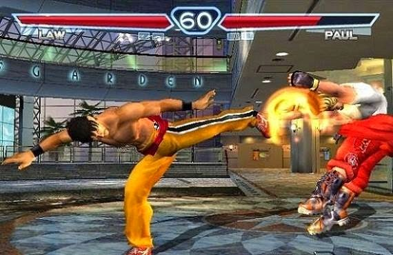 Tekken 4 Free Download for PC Full Version