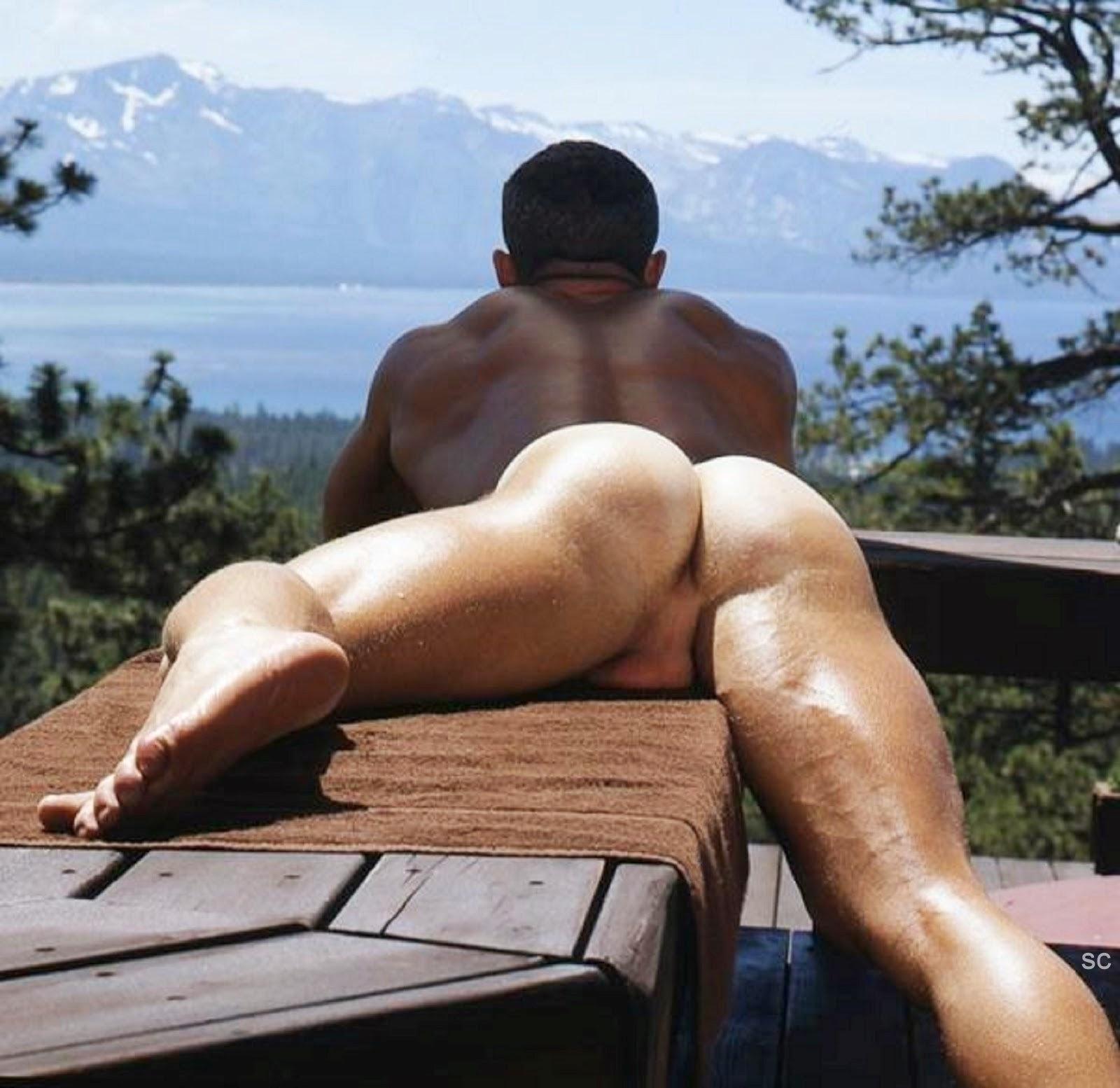 С галерий фото мужина интим зади