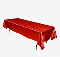 Red Table Cloth €5