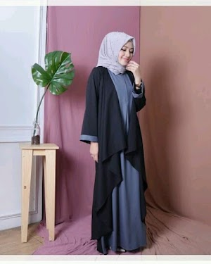 Azkia Dress AQ002