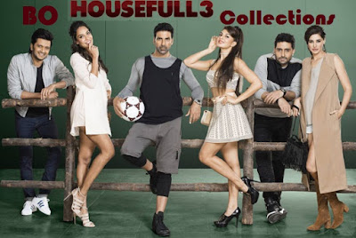 Bollywood Movie Report HouseFull 3 BO 30 Days Collections