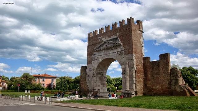 La Rimini romana (Ariminum)
