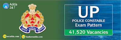 UP Police Exam Pattern & Syllabus 2018: