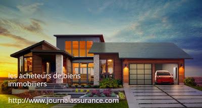 les acheteurs de biens immobiliers