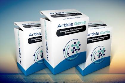 Download Article Genie Gratis | Tools Ajaib Gratis