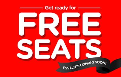AirAsia Free Seats Promotion