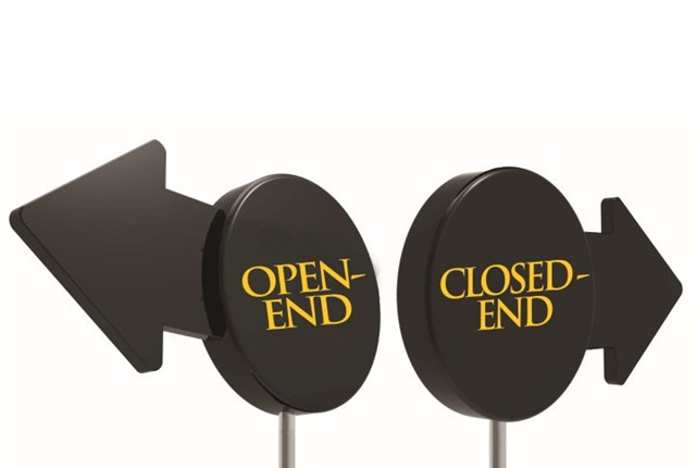 open ended and closed ended funds While a case has generally been made for investing in closed-ended mutual funds allowing fund managers to be better able to manage fund inflows and outflows.