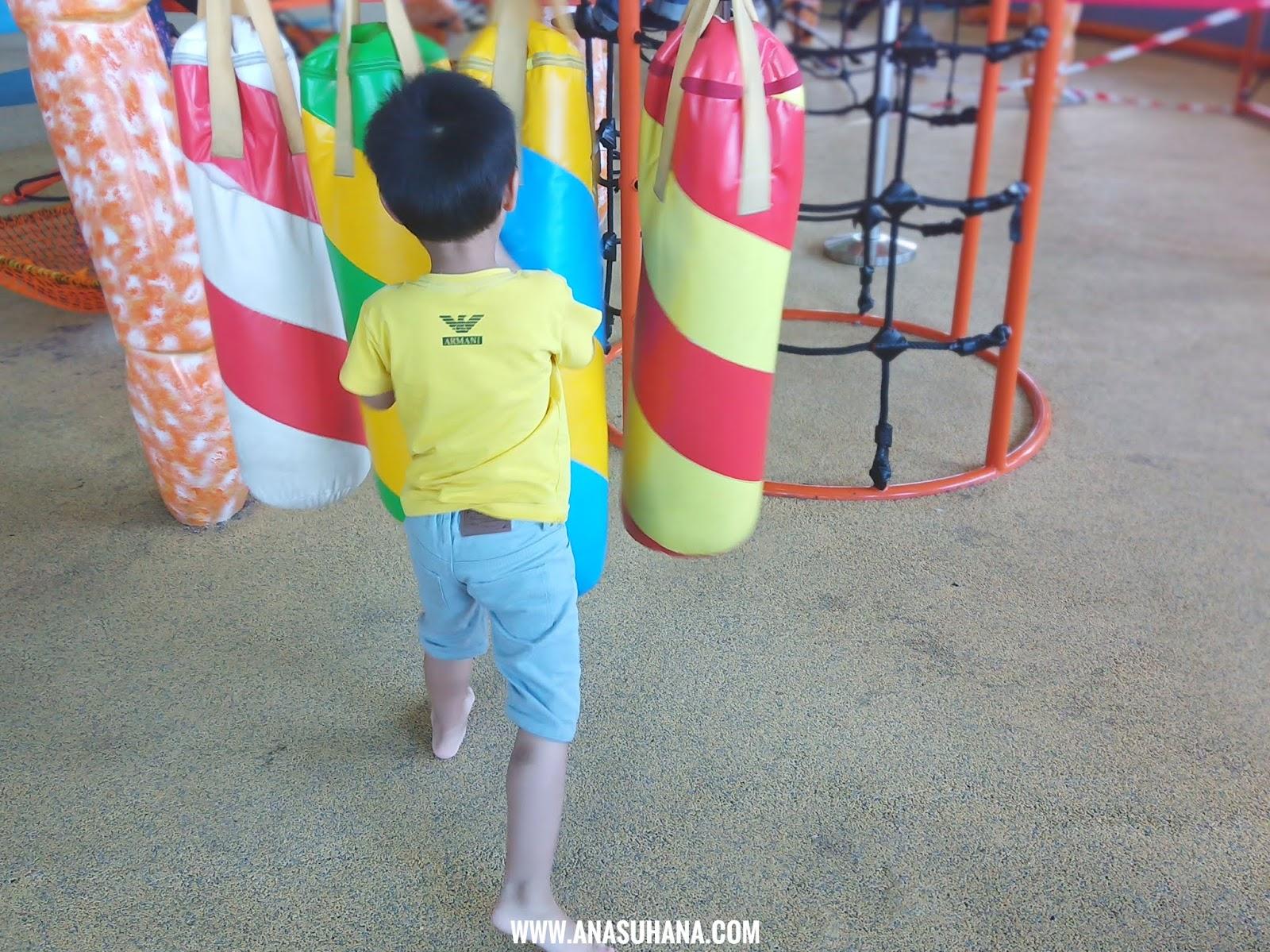 Kebaikan Bersukan Untuk Kanak-kanak