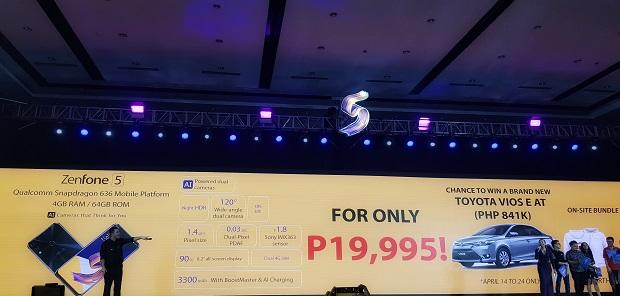 ASUS ZenFone 5 Philippines Price