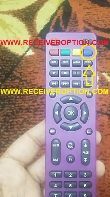 DANSAT DS8 MINI HD RECEIVER BISS KEY OPTION