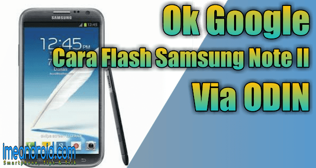 Flash hp samsung note 2 via odin