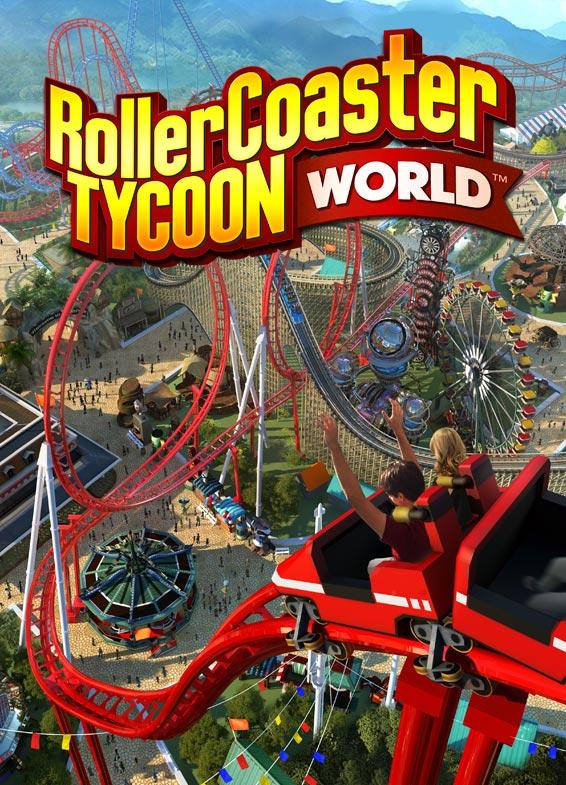 Descargar RollerCoaster Tycoon: World [PC] [Full] [1-Link] [ISO] [Español] Gratis [MEGA]
