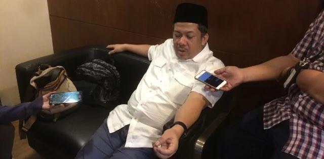 Fahri Hamzah: Pemerintah Sumber Sontoloyo Dan Genderuwo