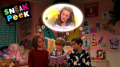 in the brand new nrdd episode diary of an angry quad 225 dawn lizzy greene plans to get back at nicky aidan gallagher ricky casey simpson and