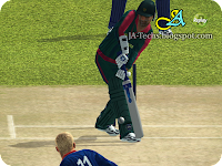 Brian Lara International Cricket 2007 Gameplay 8