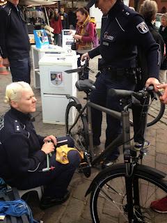 Fahrradcodierung - Die nächsten Termine