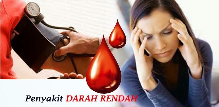 Kenali Penyebab Darah Rendah Sedini Mungkin