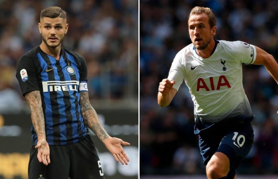 Vedere INTER-TOTTENHAM Streaming Gratis Rojadirecta.