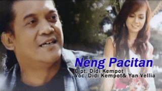 Lirik Lagu Neng Pacitan - Didi Kempot
